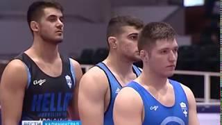 В Калининграде завершился турнир по вольной борьбе на призы Андрея Шумилина