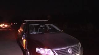14.07.2017 ДТП с наездом на пешехода на Якшур-Бодьинском тракте. Пешеход погиб.