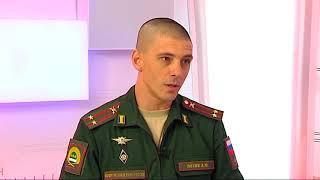 """Программа """"В центре внимания"""": Алексей Лохов ."""