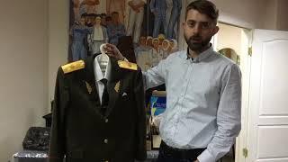 Сюртук Валерия Халилова
