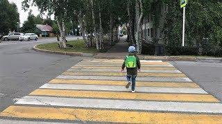 Флешмобы в Югре помогут вспомнить правила дорожного движения