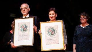 Вручена альтернативная Нобелевская премия