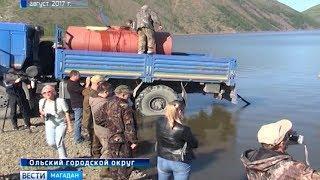 Мальков чира выпустят в реку Колыму