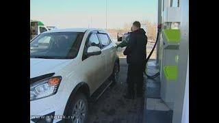 Алатырским водителям полюбилась обновлённая заправка «Татнефти»   (На правах