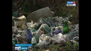 Управление по охране окружающей среды отправились в экологический рейд