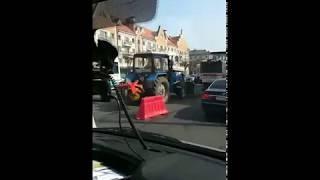 Пробки на Ленинском проспекте