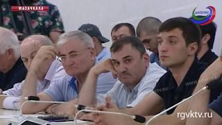 Хартию о совместной деятельности подпишут власти Дагестана и республиканские строители