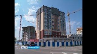 В Калининграде сносить незаконные постройки скоро будут без суда