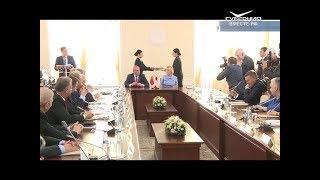 Самарская делегация принимает участие в V Форуме регионов Беларуси и России