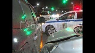 Автолюбительница проигнорировала знак «Уступи дорогу» и попала в ДТП. Mestoprotv