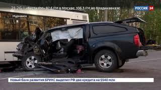 Смертельное ДТП в Мурманске на ул  Полярные Зори