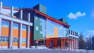 Новый спорткомплекс Югорска откроется, когда там установят дополнительную вентиляцию