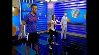 Фитнес-тренер Сабиямба Джеферсон: заминка — это важная часть тренировки
