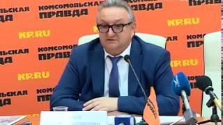 Министр образования и науки Самарской области Владимир Пылев покидает свой пост
