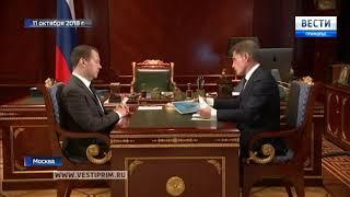 Больше 2 млрд рублей из федерального бюджета будет направлено на реновацию здравоохранения Приморья