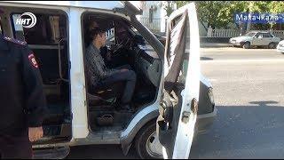 Водитель маршрутного такси пойман с марихуаной