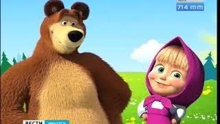 Контрафактные «Маша и медведь»  Предпринимателя в Иркутске оштрафовали за незаконное использование б