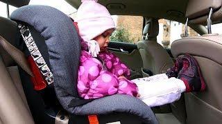 Больше 200 нарушителей - в Югре проверили соблюдение правил перевозки детей
