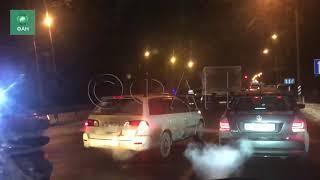 Массовое ДТП произошло на Горьковском шоссе в Подмосковье