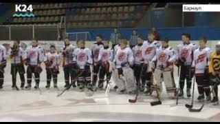 Алтай Спортивный: турнир памяти Алексея Черпанова проходит в Барнауле