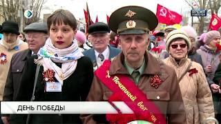 Как в Сыктывкаре отмечали День Великой Победы?