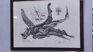 В Самаре открылась ретроспективная выставка иллюстраций