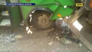 22 человека травмировались в ДТП на Днепропетровщине