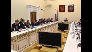 Дмитрий Азаров провел заседание совета по национальным и приоритетным проектам Самарской области