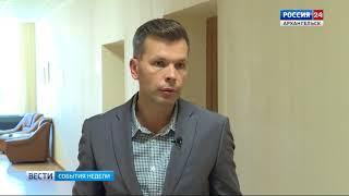 Интервью с министром здравоохранения Архангельской области Антоном Карпуновым