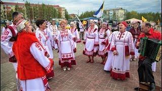 В Нефтеюганске впервые отпраздновали чувашский праздник плуга