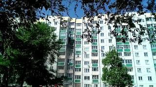 Пожар на ул. Ростовской в Воронеже