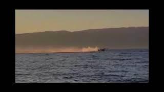 Легкомоторный самолет упал в Хужире
