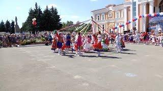 Краснослободскому району Мордовии исполнилось 90 лет