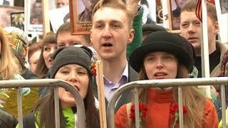 14 тысяч красноярцев спели песню «День Победы»