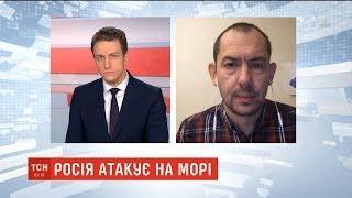 Москва відправить захоплені українські кораблі у Керч