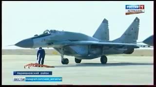 Астраханские лётчики 9 мая совершили полёт над Красной площадью