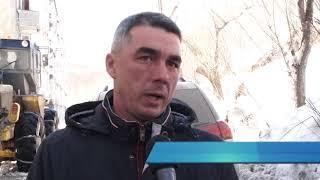 Снегоочистка Петропавловска    Новости сегодня   Происшествия   Масс Медиа