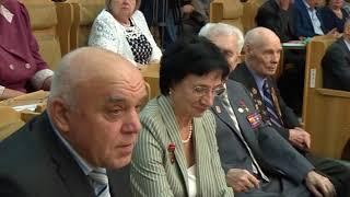 Активисты ветеранского движения на встрече с Сергеем Цивилевым