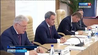 Председатель Государственного Собрания Мордовии Владимир Чибиркин принял участие в заседании Ассоциа
