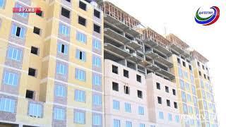 Незаконные многоэтажки  в Дагестане пойдут под снос