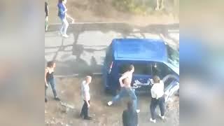 Хабаровск жуткая драка август 2018