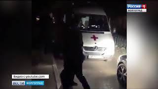 В Волгограде водителя, не уступившего дорогу скорой помощи, привлекут к ответственности