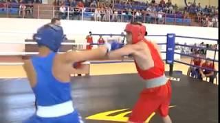 Международный турнир по боксу памяти мастера спорта России Дениса Чмыхина стартовал в Белгороде
