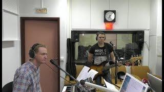 Рок-группа «25-й час» из Ханты-Мансийска побывала в гостях на радио «Югра»