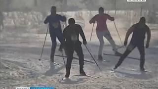 В Красноярске начался первый этап кубка России по лыжным гонкам
