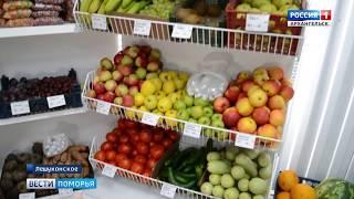 В Лешуконском появился первый социальный магазин
