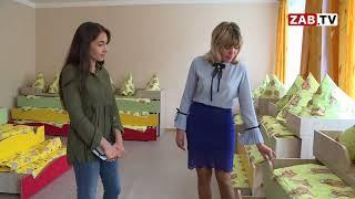 """В поселке КСК  вместо центра """"Надежда"""" появился новый детский сад"""
