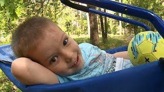 Пензенцы могут принять участие в судьбе больного ребенка Назара Меньшова