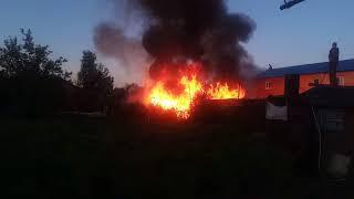 Пожар на Черемошниках