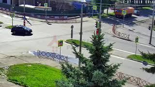 ДТП Лисицына Мышкинский. 15.07.18.